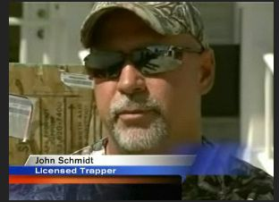 Trapper John on Fox 8 Live